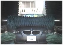 機械式洗車機について